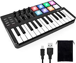 lotmusic Worlde Panda MINI Portable 25 Keys USB Keyboard MID