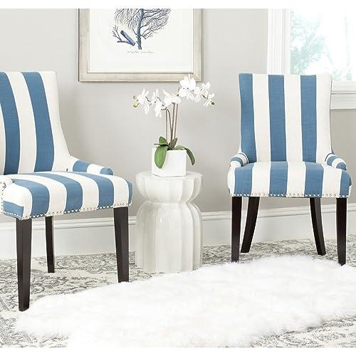 Striped Living Room Chair: Amazon.com