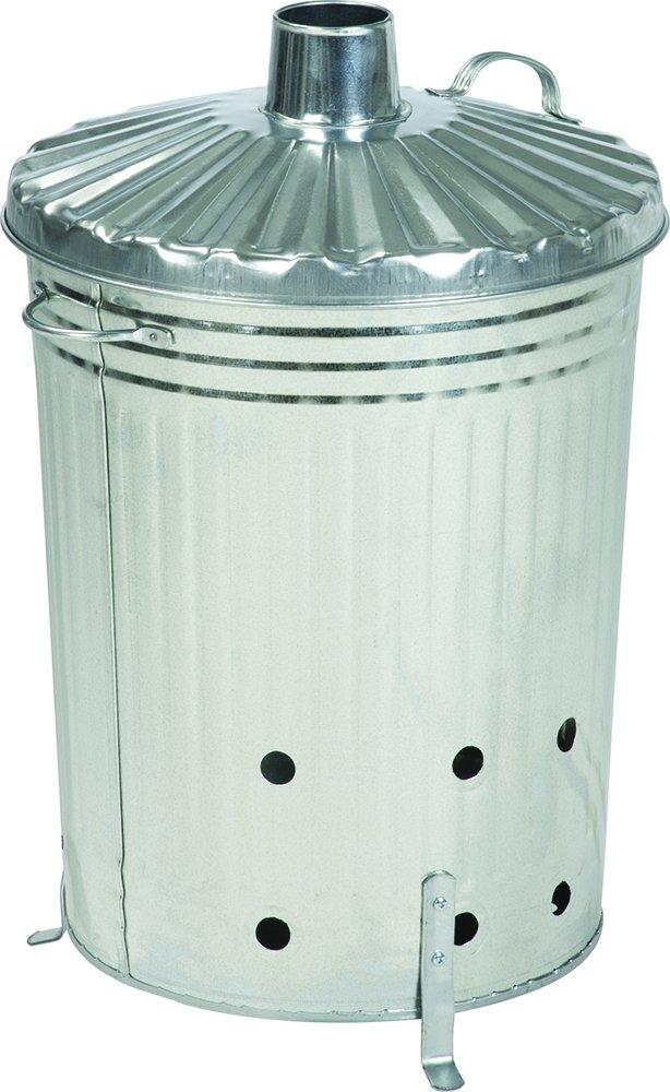 Practo I101 - Incinerador para desechos de jardín/vegetales (100 L): Amazon.es: Bricolaje y herramientas
