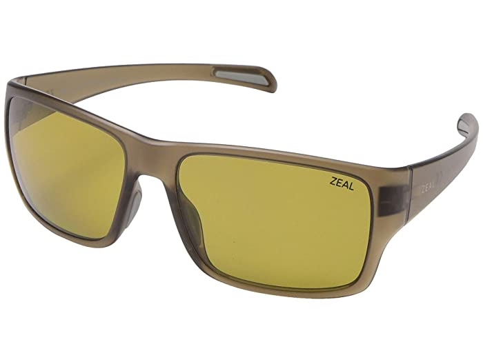 Zeal Optics  Manitou (Ash/Automatic Lens) Fashion Sunglasses