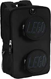 LEGO Lego Brick Backpack, Black (Black) - DP0960-100B