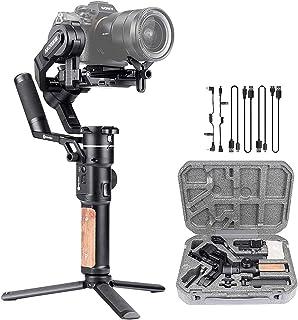 FeiyuTech AK2000S 3 Axis ジンバルスタビライザーハンドヘルド 一眼レフ ジンバル(NIKON SONY CANON DSLRカメラ用)