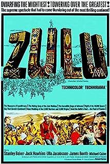Zulu - 1964 - Movie Poster