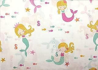 Best cotton mermaid sheets Reviews