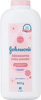 Johnson's Baby Blossoms Long Lasting Freshness Baby Powder, 0.5 kilograms