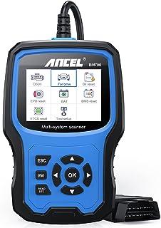 ANCEL BM700 All System OBD2 diagnoseapparaat voor BMW Group voertuig diagnose CBS-olie EPB SAS BMS EGS DPF regeneratie res...
