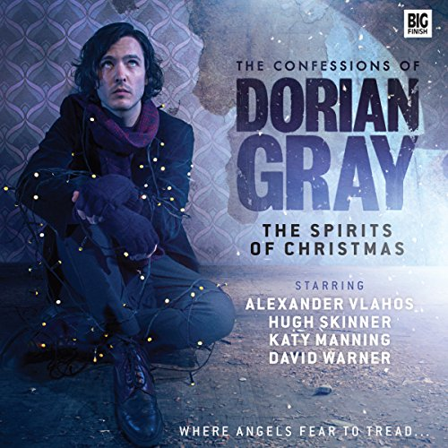The Confessions of Dorian Gray - The Spirits of Christmas cover art