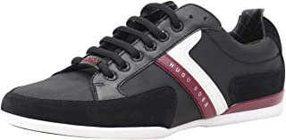 BOSS Hugo Spacit Shoes For Men Charcoal - 45 EU