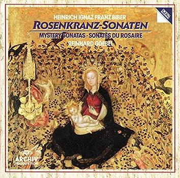 Heinrich Ignaz Franz Biber: Rosenkranz-Sonaten