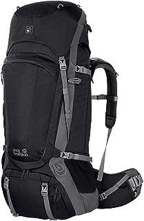 Jack Wolfskin Men's Denali 65 Excrusion Black Backpack