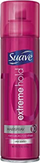 Suave Hairspray Extreme Hold Unscented 11 Ounce 2 Pack