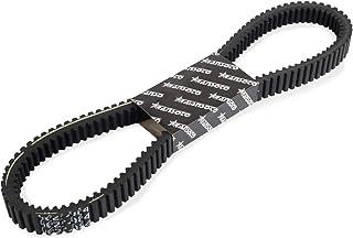 Drive Belt Replacement for 2016-2020 Polaris RZR Turbo XP/XP4, 2018-2020 RZR Turbo S XP/XP4,2018-2020 Ranger XP 1000,2019-2020 Ranger XP 1000 Crew Replace Part Number 3211202 3211186 (Black)