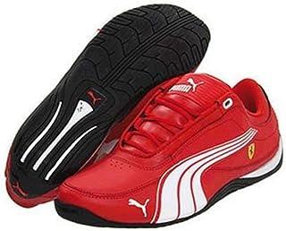 6a04148a Zapatillas niño Drift Cat 4 L SF NM Junior rojo/blanco