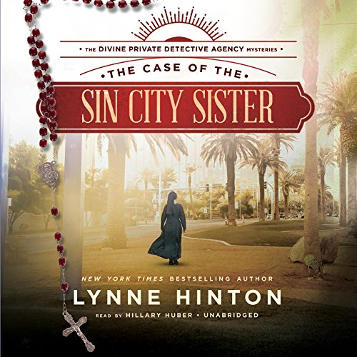 The Case of the Sin City Sister cover art