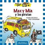 Max Y Mía Y Los Piratas: The Yellow Van-2