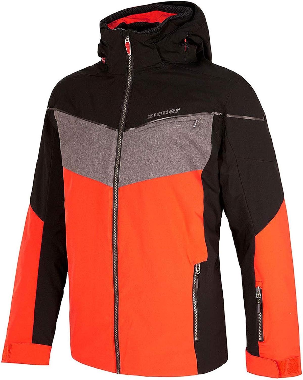 Ziener TAKOSH Man (Jacket ski) Orange