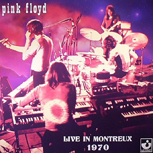 Live In Montreux 1970 by Pink Floyd (2014-08-03)