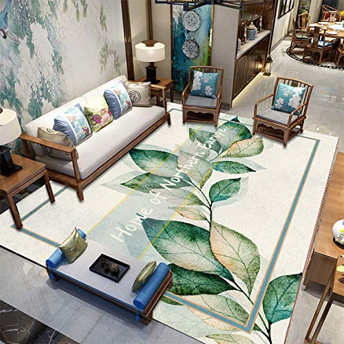 MLKUP Carpet Rug Living Room Large Soft Touch Pile Modern Bedroom Living Room Without Shed Rug 40x60cm