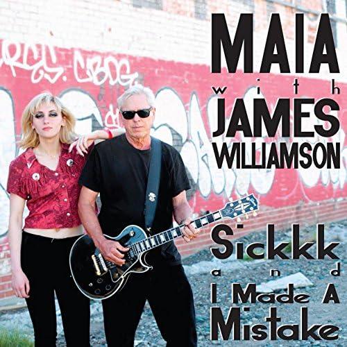 James Williamson feat. Maia