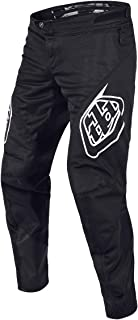 Troy Lee Designs Sprint Solid Youth Off-Road BMX Cycling Pants - Black / 26