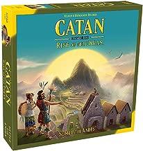 Catan Studios CN3205 Catan: Rise of The Inkas, Standard Size