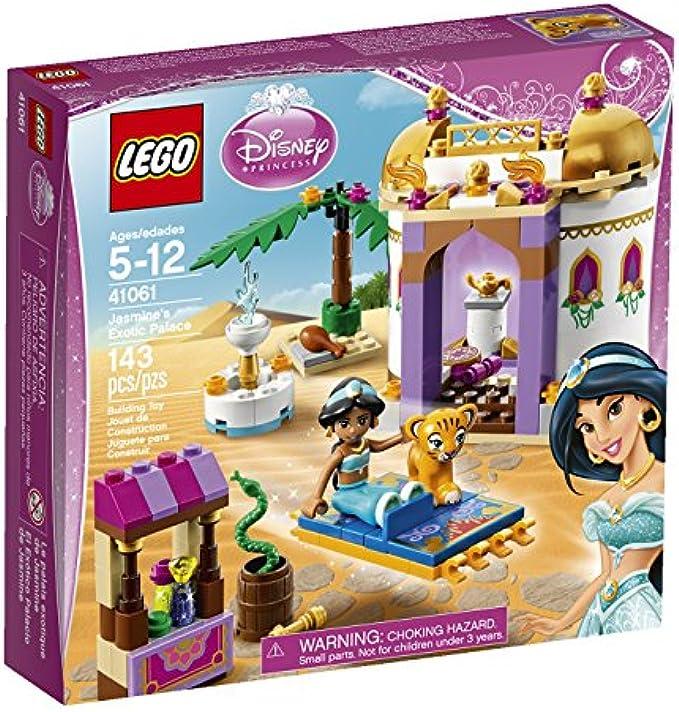 LEGO Disney Princess 41061 הארמון האקסוטי של יסמין