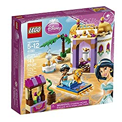 Best Toys for 5 Year Old Girls-LEGO Disney Princess Jasmine's Exotic Palace
