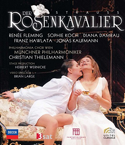 Richard Strauss - Der Rosenkavalier [Blu-ray]