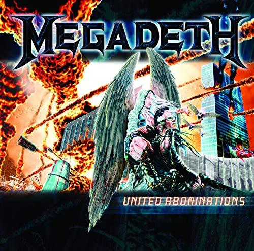 Megadeth -United Abominations (LP-Vinilo)