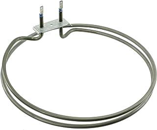 Cañón genuino del calentador de ventilador de Horno - 2500 W (2 de vuelta, pieza Original)