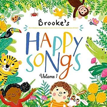 Brooke's Happy Songs