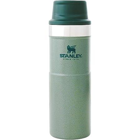 STANLEY(スタンレー) 新ロゴ クラシック真空ワンハンドマグII 0.47L 各色 水筒 保冷 保温 ワンタッチ式 マグ 保証 (日本正規品)