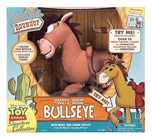 MTW Toys 64021 - Disney Pixar Toy Story, Action Figur Bullseye, 32 x 40 x 15 cm