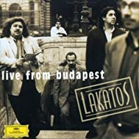 Live From Budapest (Later with Lakatos) by Roby Lakatos (1999-08-02)