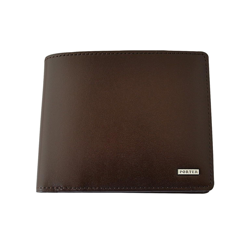 ポーター(PORTER) ポーター シーン ウォレット 二つ折り財布(110-02920)