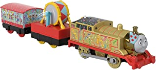 Thomas & Friends TrackMaster Golden Thomas, motorized train engine for preschoolers ages 3 years & older