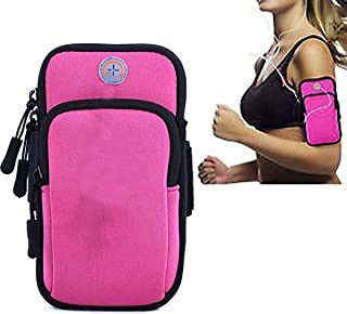 KASTWAVE Running Armband Phone Holder, Phone Armband, Running Bag, Bags Men and Women Sport, Arm Band For Phone Running, A...