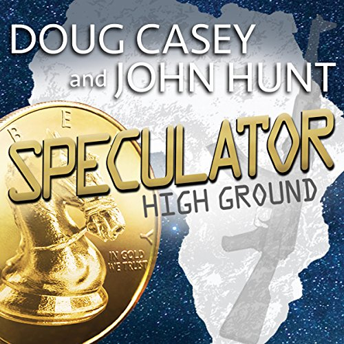 Speculator audiobook cover art