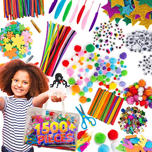 Arts & Craft Supplies for Kids –...