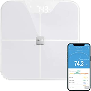 iHealth Fit Body Analysis Scales Connected 1 Unit (HS2S)