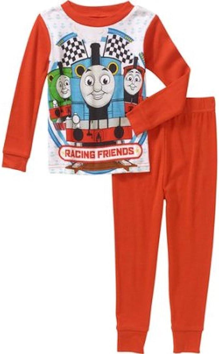 Thomas The Train & Friends 2 Piece Baby/Toddler Little Boys Pajama Set