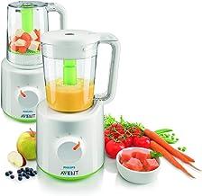 Philips Avent 9430210 Buharlı Pişirici Ve Blender, Yeşil