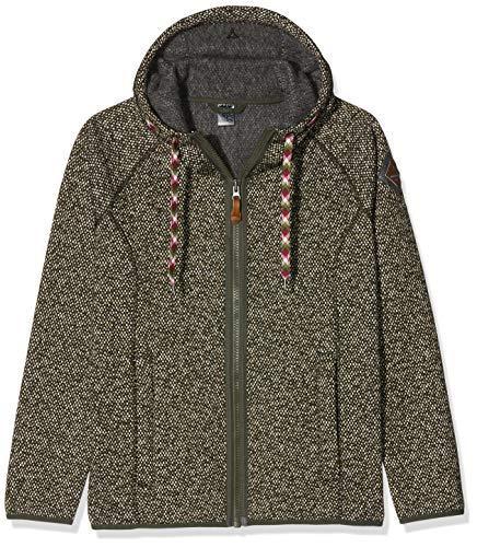 Schöffel Damen Fleece Hoody Aberdeen2 komfortable und extra weiche Fleecejacke, warme und atmungsaktive Kapuzenjacke für Damen