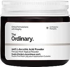 The Ordinary 100% L-Ascorbic Acid Powder Fine 325 Mesh Topical Powder w/ Vitamin C