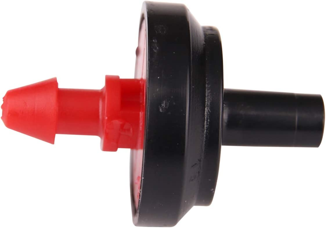 Reds 1//2 GPH 50 Per Bag Pressure Compensating Drippers