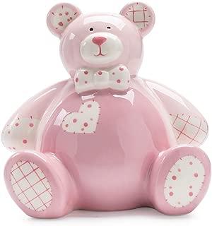 Best ceramic teddy bear piggy bank Reviews