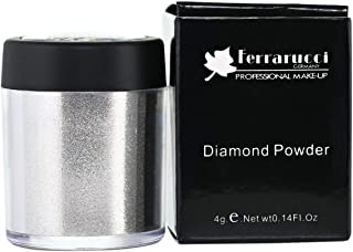 Ferrarucci Diamond Powder - FDE01 Silver, 4g