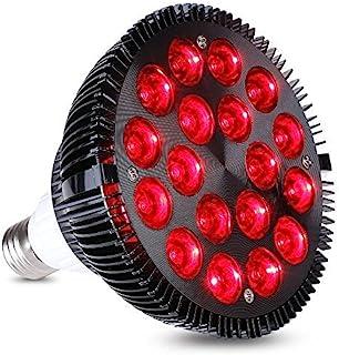 KINGBO 36W Alle Tief Rot 660nm LED Wachsen Glühbirne für Z