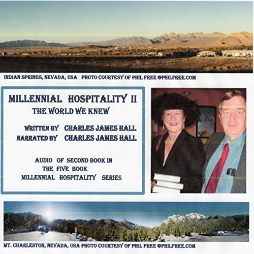Millennial Hospitality II: The World We Knew cover art