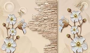 ورق حائط كوتد ارتفاع 2.9 متر و عرض 3.5 متر من دبليو هوم ثرى دى